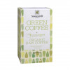 Front view of box of Sonnentor Organic Raw Green Coffee