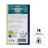 Back view of a box of Sonnentor Happiness is… A Restful Sleep Tea Blend